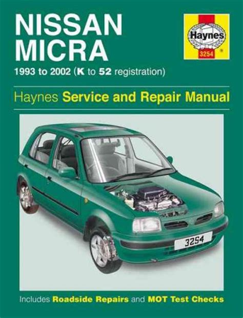 nissan micra 1993 2002 haynes service repair manual uk sagin workshop car manuals repair books