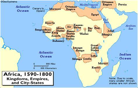 africa map 1800 1800 in africa