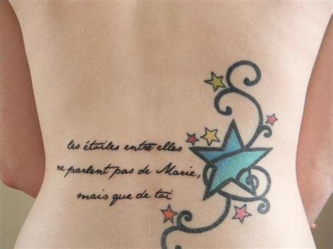 tattoo quebec pharmacie tatouage etoiles messag 232 res tatouage phrase sur