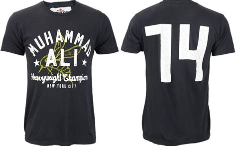 T Shirt Muhammad Ali Limited coolest s day gift ideas for 2015 courtesy of roots