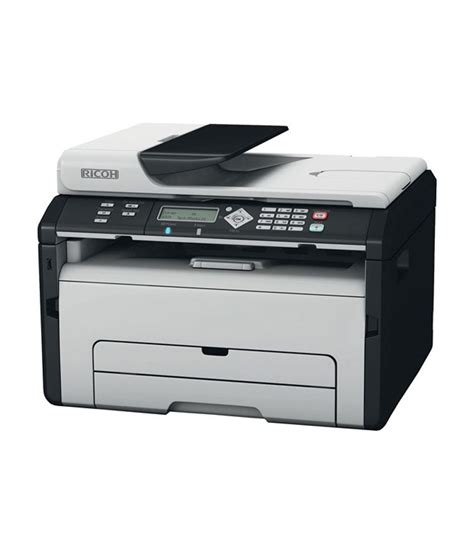 Printer Laser Copy Scan ricoh aficio sp 203sf multifunction workaholic laser
