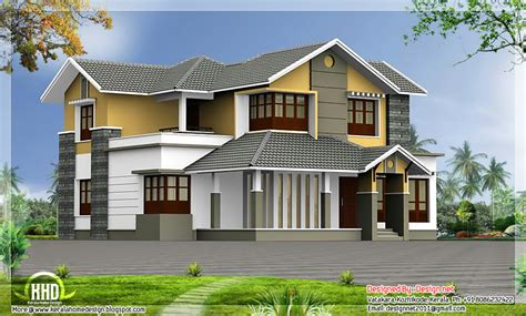 kerala home plans with inner courtyard house design ideas