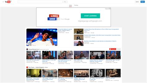 layout youtube mobile youtube is getting google s material design here s how to