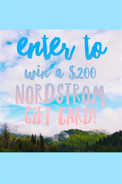 Mommy Blog Giveaways - mommy blog expert nordstrom 200 giftcard giveaway sweepstakes ends 10 13 open worldwide