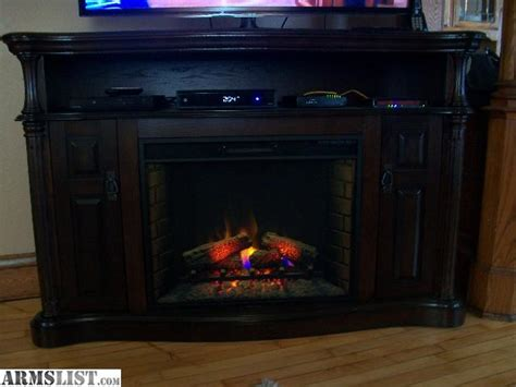 Big Electric Fireplace by Armslist For Trade Large Electric Fireplace Tv Stand To