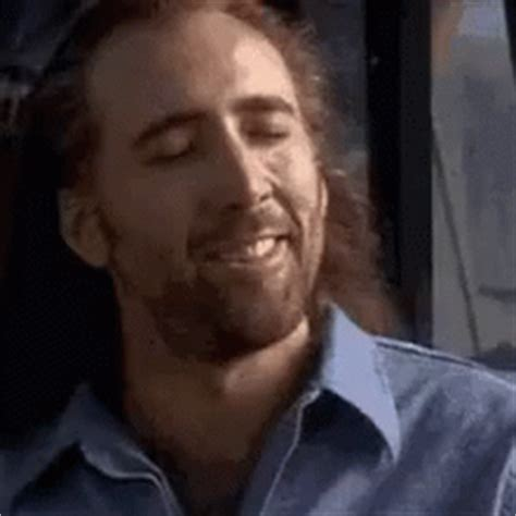 Conair Hair Dryer Nicolas Cage fan gif fan workout gifs say more with tenor