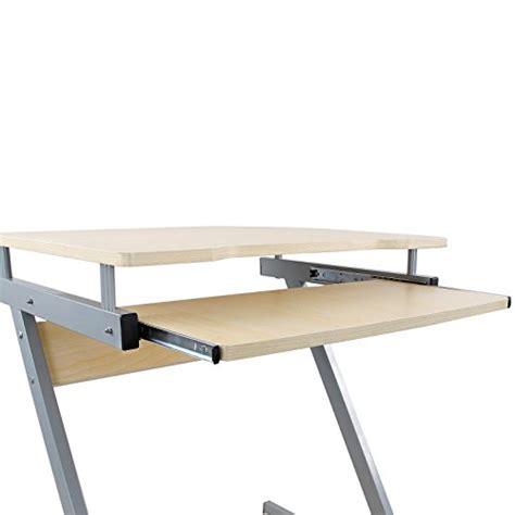 meubles de bureau 钁e songmics bureau informatique table informatique meuble