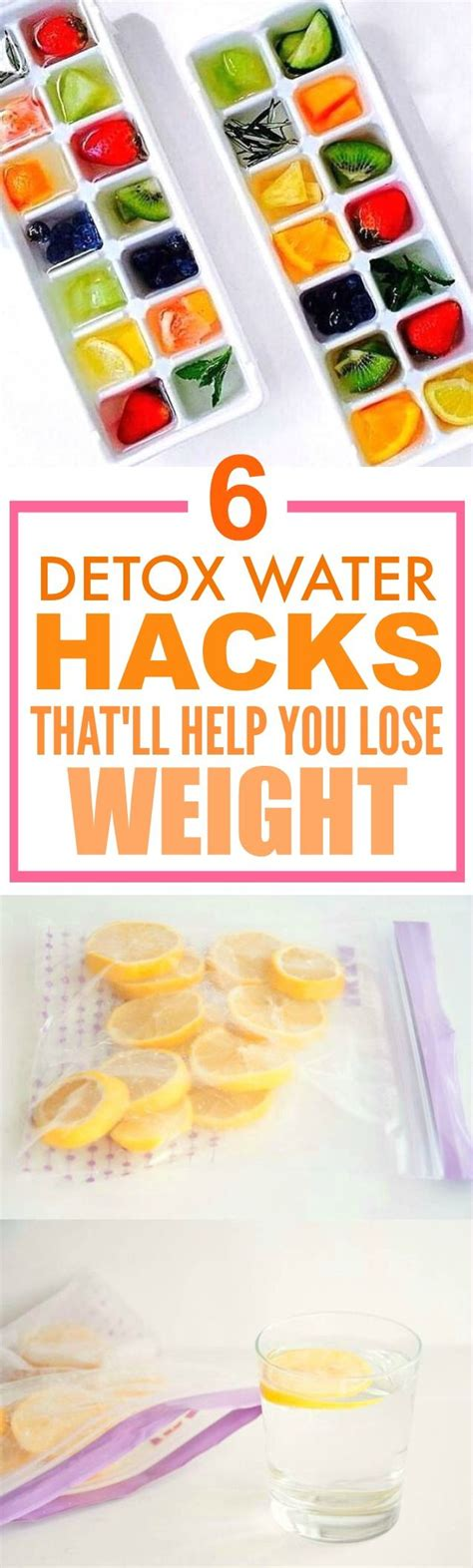 Detoxing Feeling by 6 Water Detox Hacks That Ll Make You Feel Amazing Detox