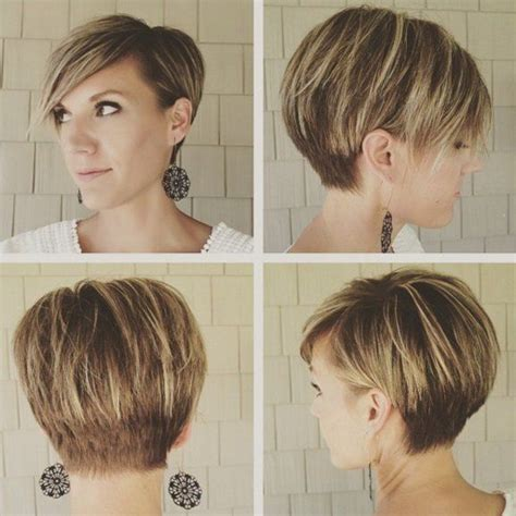 pixie and bob haircuts on pinterest 16 pins trendy korte bob kapsels hair pinterest hair cuts