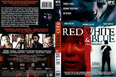 film blue red white red white blue movie dvd scanned covers red white