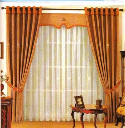 Tirai Kantor 15 Delightful Sheer Curtain Designs For The Living Room