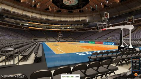 msg section 1 madison square garden seating chart detailed seat