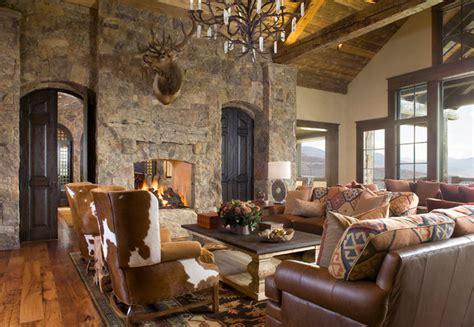 nice Living Room Area Rugs #2: rustic-living-room.jpg
