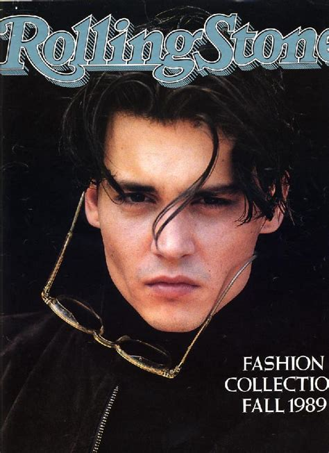 johnny depp biography book johnny depp photo shoots