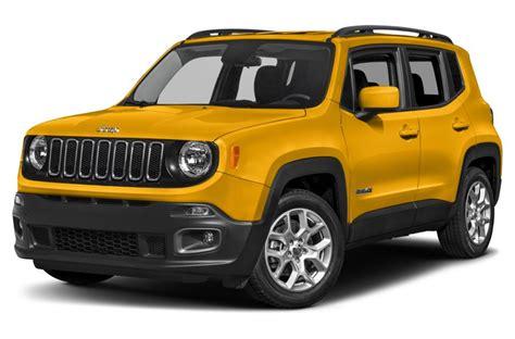 jeep renegade specs pictures trims colors carscom