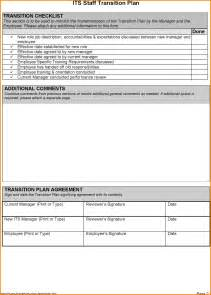 employee to employee transition plan template 8 employee transition plan template nypd resume