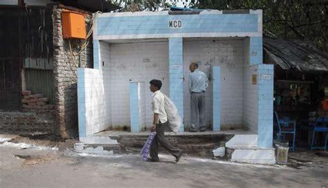 indian public bathroom as delhi searches for efficient public toilet designs