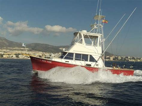 charter boat fishing maine the red tide boat marbella fishing charter henriques