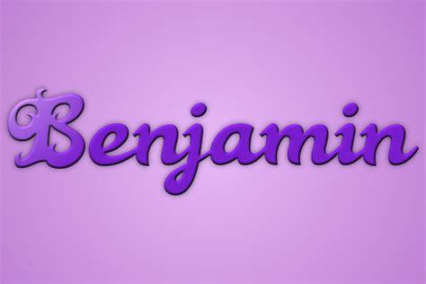 Imagenes Te Amo Benjamin | significado de benjamin 191 te lo vas a perder