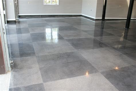 Residential Concrete Floors by Dayton Concrete Polishing
