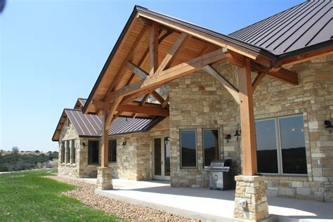 texas home designs texas timber frames residential hill country home photo gallery timber trusses and design