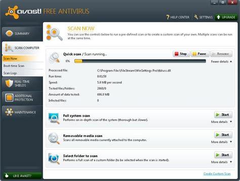 avast free antivirus free download and software reviews download avast free antivirus 2017 review
