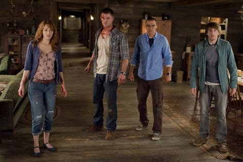 The Cabin In The Woods Review by The Cabin In The Woods Quotes They Don T Just Wanna See Us Killed
