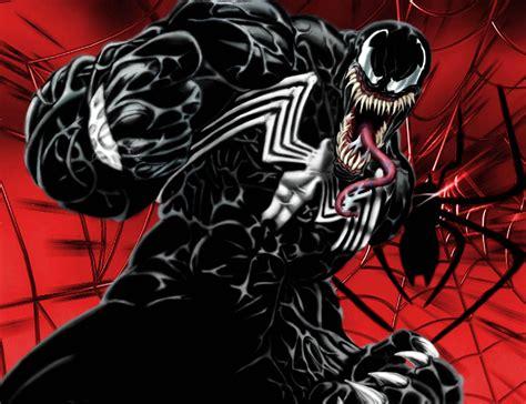 Classic Venom Wallpaper   spider man venom wallpapers wallpaper cave