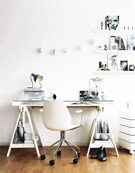white desk decor best of black white decor sfgirlbybay