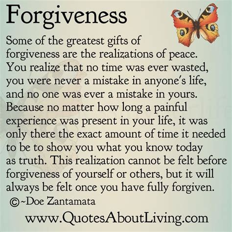 forgiveness quotes how to give and receive the power of quotes about living doe zantamata karma spr 252 che