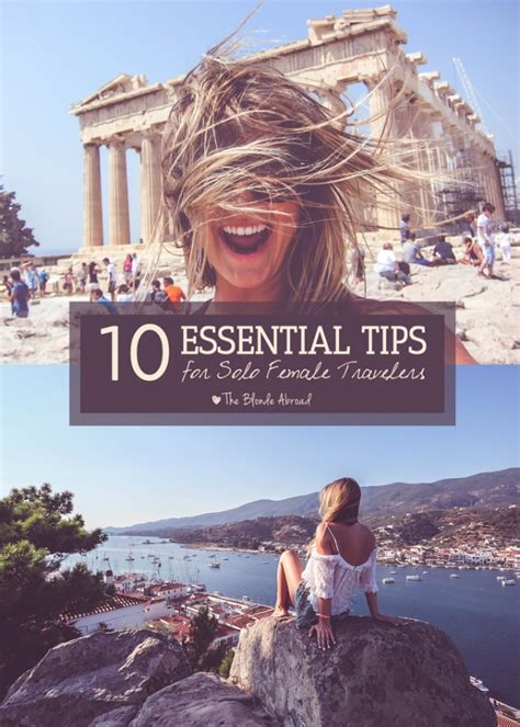 going it alone essential tips for the independent consultant books ten essential tips for travelers the