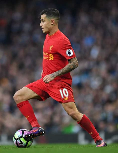 Philippe Coutinho Philippe Coutinho Gives Liverpool Fans An Injury Update