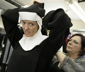 holy fishnets my night as a naughty nun in sister act