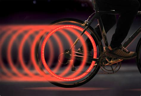 Bicycle Lighting by Spokelit Bicycle Light