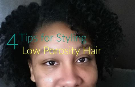 4 Tips On Choosing The Best Hair Styling Tools by 4 Tips For Styling Low Porosity Hair Hair