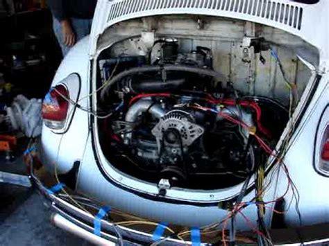 subaru boxer engine in vw beetle vw beetle subaru conversion ej22