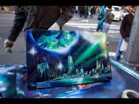 Spray Paint City - amazing new york city spray paint art in time square 2014 share