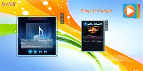 windows 10 gadgets by alexgal23 on deviantart wmp 12 gadget by xcenik on deviantart