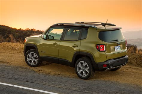 Jeep Renegde 2015 Jeep Renegade Reviews And Rating Motor Trend