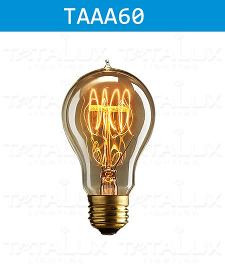 antique edison bulbs a series tata lux led lighting oem