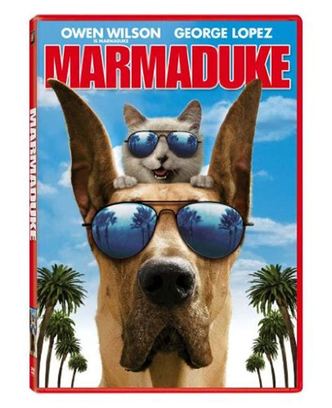 marmaduke dvd review and giveaway two of a kind working on a full house