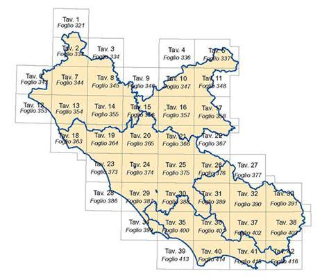 ptp lazio tavole regione lazio urbanistica cartografia