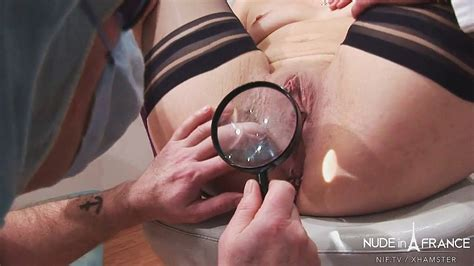 Squirty French Redhead Milf Extrem Ass Dilatation With