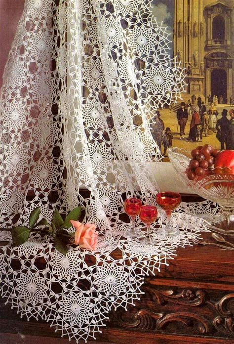 pattern crochet lace tablecloth crochet patterns crochet lace tablecloth pattern delicate