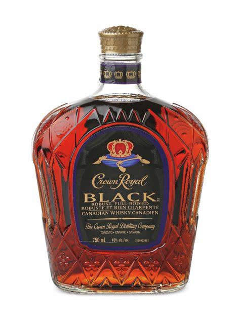 Royal Black crown royal black lcbo