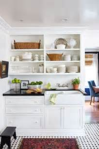 small kitchen open shelving lemon grove avenue life one project at a time
