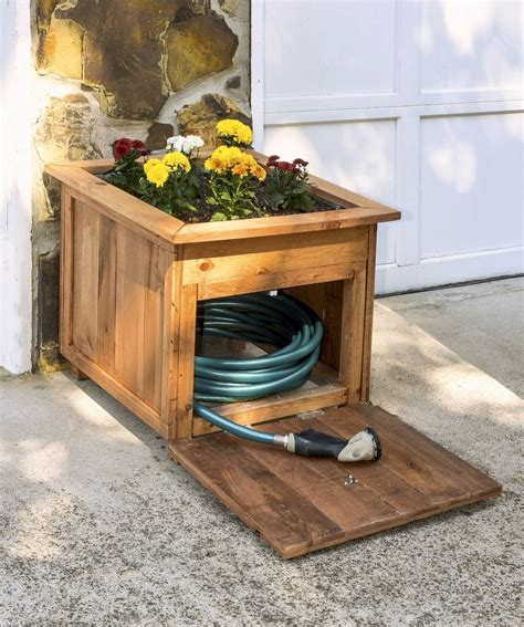 Wooden Planter Boxes Designs by Planter Box Plans Nifty Homestead
