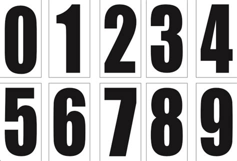 back number who race numbers white black or blue