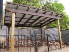 Tin Roof Pergola by Metal Roof Corrugated Metal Roof Pergola