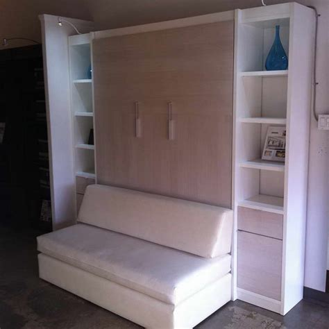 murphy beds with couch bloombety murphy beds sofa with blue vase decoration
